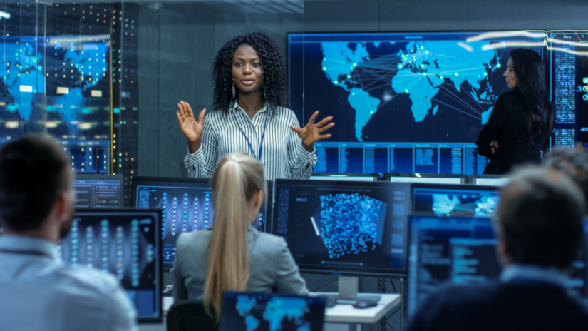 Women Participation In Cybersecurity