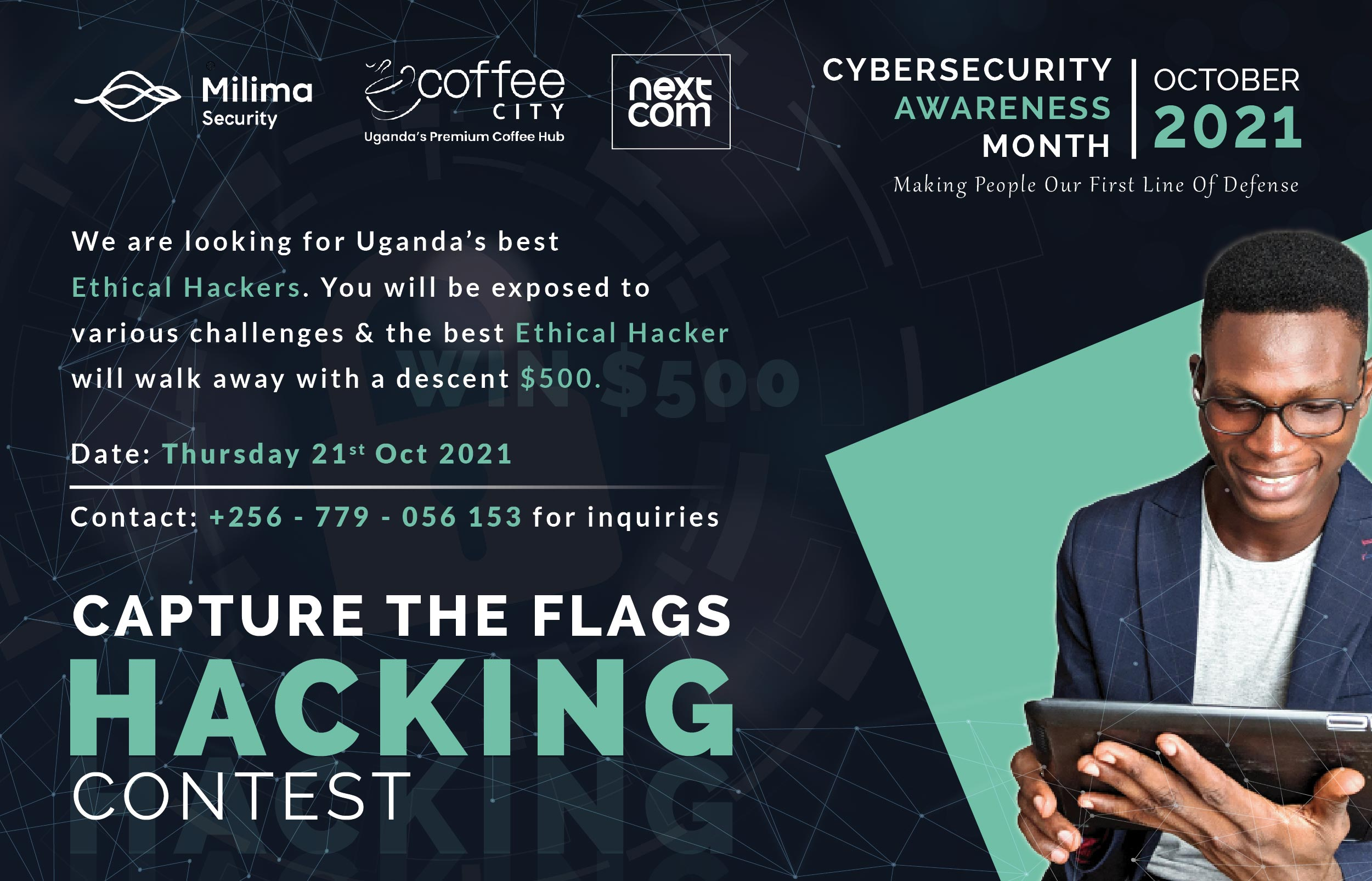 Milima Security - Hacking Contest